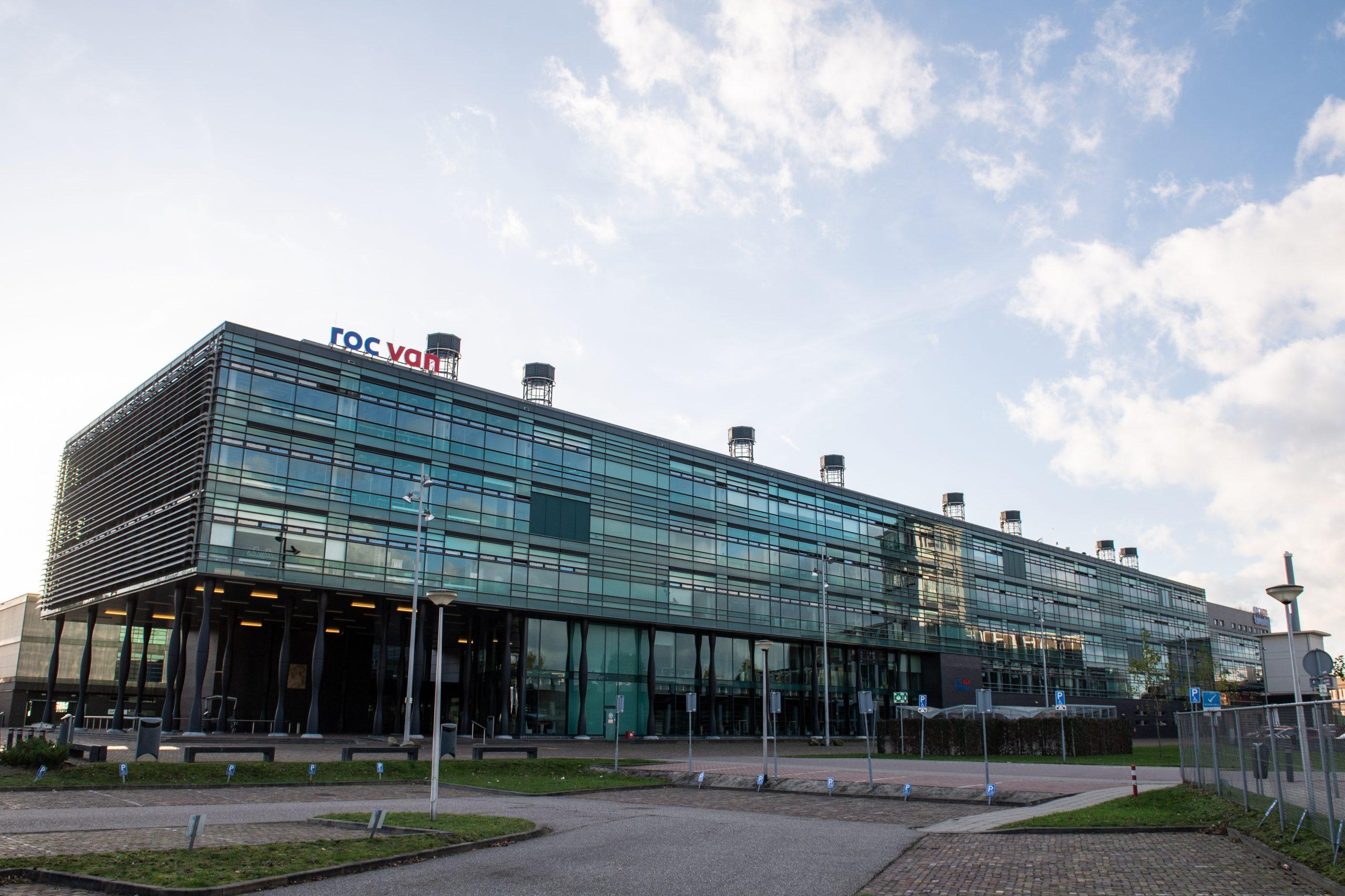 Foto ROC van Twente locatie Gieterij